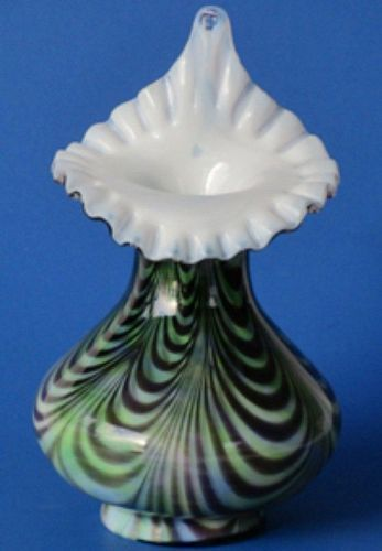 Fenton Jack Vase by Dave Fetty