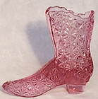 Fenton Dusty Rose Daisy & Button Boot
