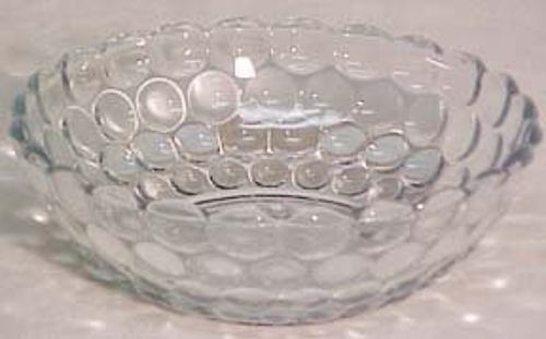 "Hocking Bubble Sapphire Blue 5.5"" Cereal Bowl"