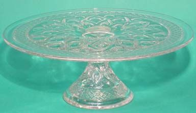 Imperial Cape Cod Cake Stand