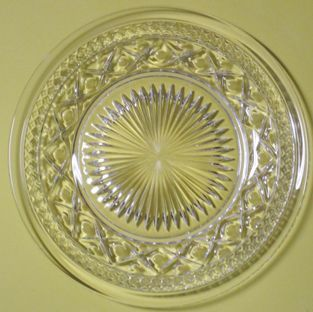 "Imperial Cape Cod 10"" Dinner Plates"