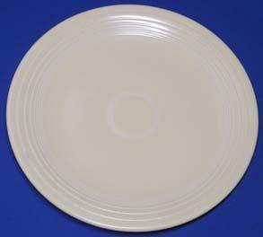 "Fiesta Ivory 14.5"" Platter"
