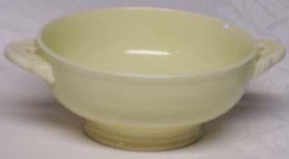 Fiestaware Vintage Ivory Cream Soup