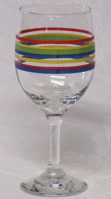 Libbey Ring Stem / Goblet