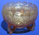Fenton Orange Tree Carnival Bowl