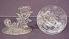 Fostoria Chintz Single Candlesticks