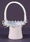 Fenton Silvercrest Hat Basket