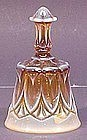 Fenton Cameo Opalescent Bell