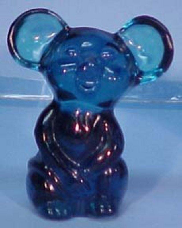 Fenton NFGS Blue Mouse - 2007