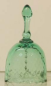 Fenton Light Green Bell