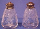 Cambridge Shakers, Chantilly Etched