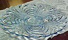 Cambridge Blue Caprice Platter 11""