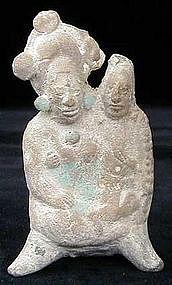 Mayan Couple