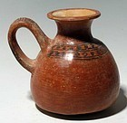 Inca Ceremonial Pitcher