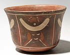 Nazca Avian Bowl
