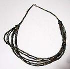 Egyptian Faience Necklace