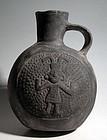 Chimu-Inca Shaman Flask