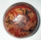 Maya Monkey Bowl