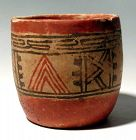 Maya Polychrome Jar
