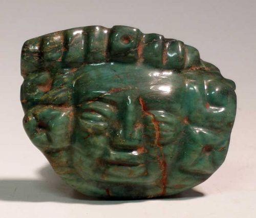 Maya Jade Pendant
