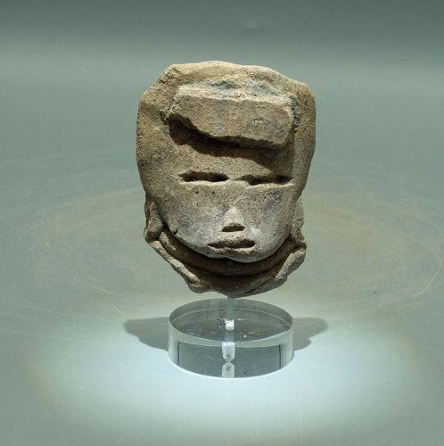 Teotihuacan Head