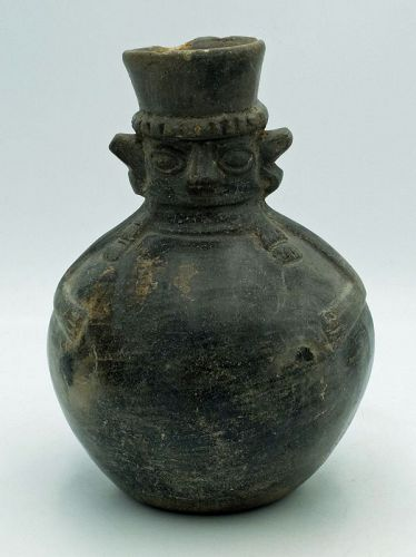 Lambayeque Figural Vessel