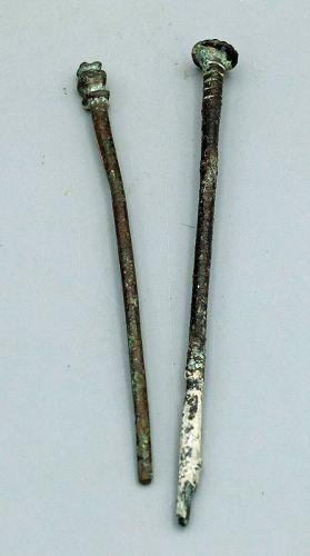 2 Bactrian Pins
