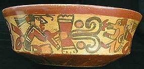 Mayan Chiefs & Deity Bowl