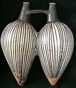 Nazca Fruit vessel