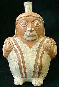 Moche Maternal Figure