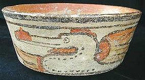 Maya Bird Bowl