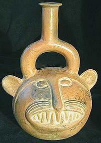 Inca Puma Head