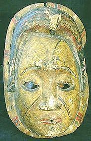 Ibo Polychrome Mask