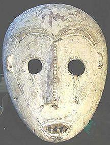 Nyndi Ceremonial Mask