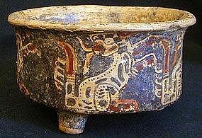 Mayan Jaguar Bowl