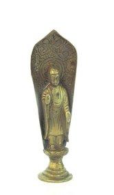 Japanese Standing Buddha