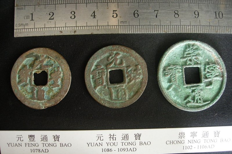 Song Dynasty Coins