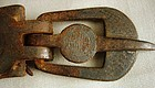 Antique Tibetan Belt