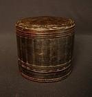 Kachin Lacquer Box