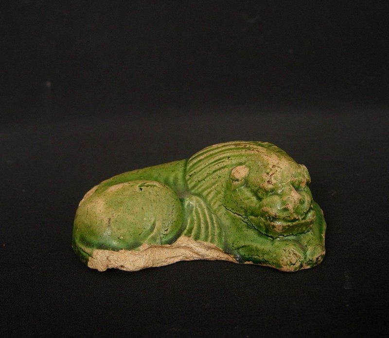Jin Dynasty Sancai Lion