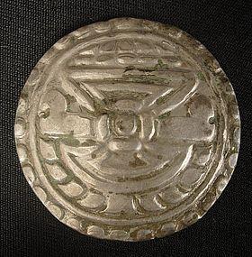 Pyu Silver Coin