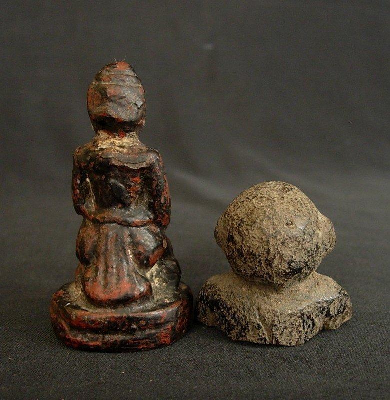 Shan Medicine Statues