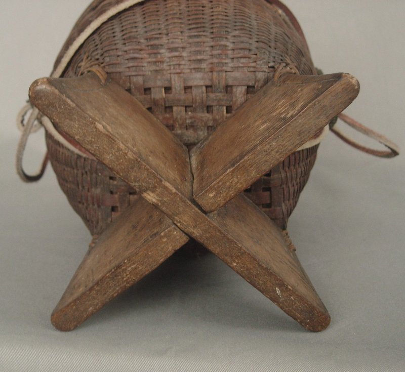 Lanna Thai Sticky Rice Basket
