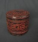 Burmese Lacquer Box