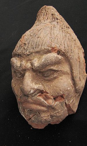 Tang Dynasty Earth Spirit