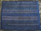 Hmong Miao Indigo Blanket