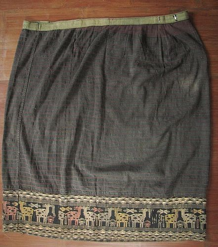 Isan Skirt