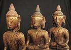 Lao Folk Buddhas