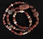 Ancient Carnelian Beads