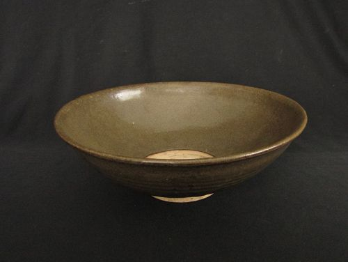 Jin Bowl with Teadust Glaze